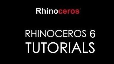 Rhinoceros 6 – Manuale e Tutorial – Rhinoceros Corsi